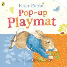 peter rabbit pop playmat