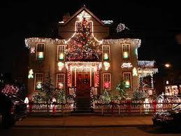 house christmas decorations christmas lights decoration