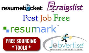 Craigslist Resumes 5 Free Sites To Source Resumes Social Recruiting Blog
