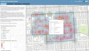 Crime Map New York by Byrne Criminal Justice Innovation Grant U2013 Mcelderry Park Bnia