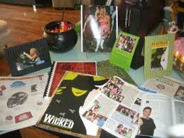 wicked themed events fan party