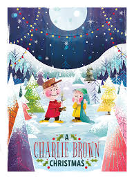 brown christmas poster mansion dhm s official peanuts limited edition prints