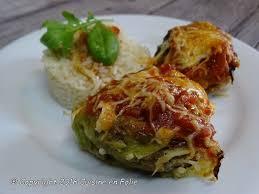 cuisiner les feuilles de chou fleur cuisine en folie capoun à la niçoise ou feuilles de chou farcies