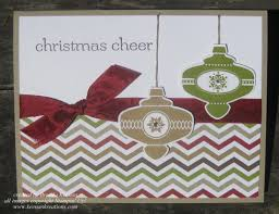 super easy stampin u0027 up christmas card youtube