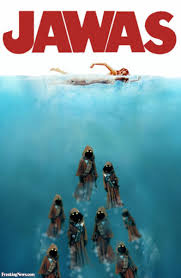 jaws movie poster with jawas pictures freaking news