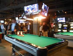 bars with pool tables near me garage sports bar calgary drink play love