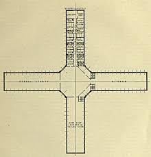 prison floor plan the project gutenberg ebook of plans and illustrations of prisons
