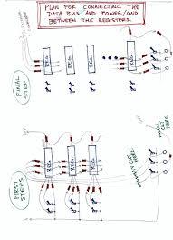 lm8365 digital clock circuit board eleccircuit com the schematic