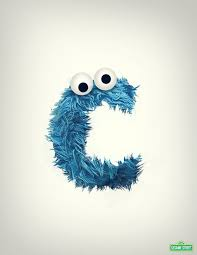 143 best cookiemonster images on pinterest cookie monster blue