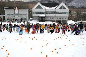 karurusu onsen winter festival hokkaido events