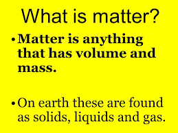 Solid Liquid Gas Periodic Table Unit 2 Chapter 3 Matter And Atomic Structure Vocab Matter