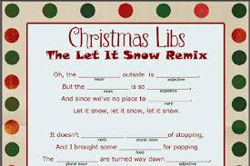 free christmas mad libs printable free homeschool deals