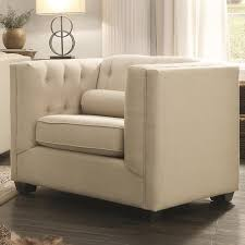 Tufted Accent Chair Accent Chairs Box Tufted Accent Chair Co 504906