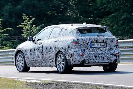 bmw 1 series pics bmw 1 series spotted testing and it ain t rear