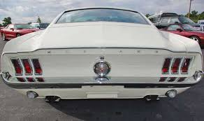 pictures of 1967 mustang fastback ford mustang fastback 2 2 rear view