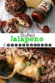 backyard grill stuffed burger press stuffed jalapeno cheeseburgers kitchen dreaming