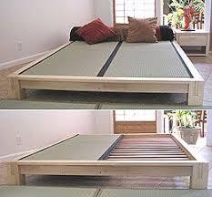 20 best platform beds images on pinterest solid wood bed frame