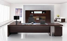 modern office ideas office modern office desks ideas with brown wooden executive desk