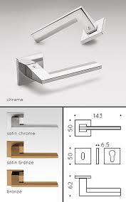 Designer Interior Door Handles 781 Best Hardware Issues Images On Pinterest Furniture