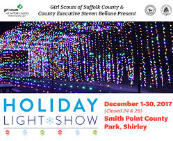 jones beach christmas lights 2017 holiday light show scouts of suffolk county