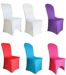 Chair Cover For Wedding New Spandex Lycra Chair Cover For Wedding Banquet Reception Party