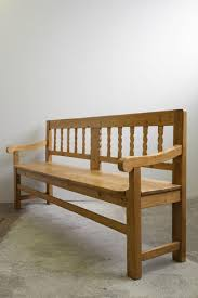 Antique Outdoor Benches For Sale by Antique Kitchen Garden Bench 1900s For Sale At Pamono