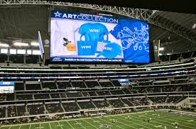 Home Interior Cowboy Pictures Contemporary Art And Fake Populism At Cowboys Stadium U2013 Glasstire
