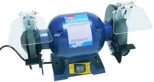 hilka 91600012 6 inch pro craft bench grinder amazon co uk diy