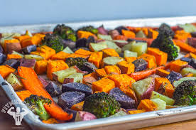 How Long To Roast Root Vegetables In Oven - savory roasted vegetables for meal prep fit men cook