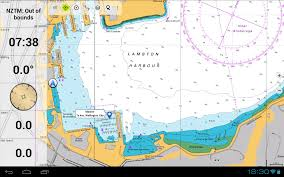 How To Read A Topographic Map New Zealand Topo Maps Free Android Apps On Google Play