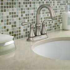 consumers have more options in the bath with new moen faucets
