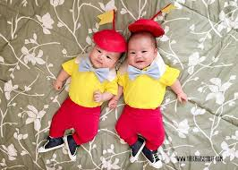Halloween Costumes Twins Win Huffpost Diy Toddler Monster Costume Gallery U003e Anime Eye Patch