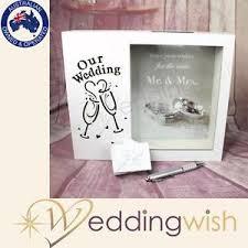 wedding wishes shadow box our wedding led light up wishing well box card keeper shadow box