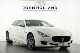red maserati sedan used 2016 maserati quattroporte v8 gts upgraded 21 inch forged
