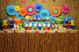 summer theme party decorations henol decoration ideas