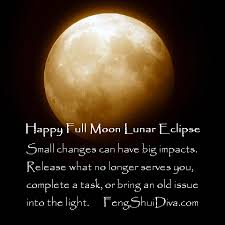 Full Moon Meme - happy full moon lunar eclipse feng shui diva