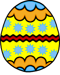 coloring page wonderful easter egg pictures eggs coloring page