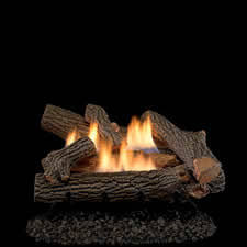 Desa Ventless Fireplace - vent free gas log sets by empire monessen superior u0026 desa vanguard