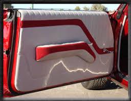 Car Interior Upholstery Repair Phoenix Custom Auto Upholstery Auto Spa Arizona Mesa Classic