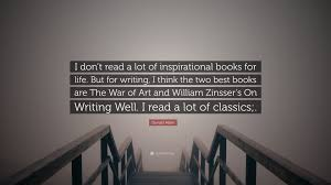 quotes best books donald miller quote u201ci don u0027t read a lot of inspirational books