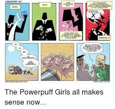 Powerpuff Girls Meme - chemistry 101 sugar no no adulterants no entra ingredients