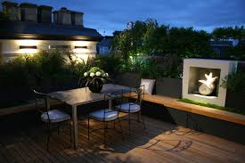 Patio Design Idea by Rooftop Patio Design Home Design Ideas