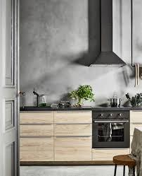 ikea küche schublade eine einzeilige ikea küche u a mit metod maximera unterschrank