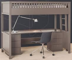 lit bureau mezzanine lit mezzanine quarré avec bureau rabattable bureau camille