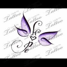 fibromyalgia butterfly wrist designs with small