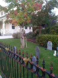 static question about finials for graveyard fences