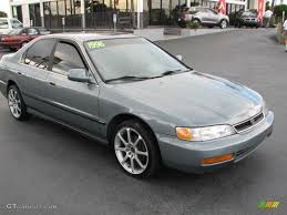 1996 honda accord lx 1996 green metallic honda accord lx sedan 39740775