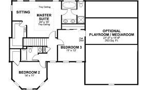 house plans with media room the hanover 6242 4 bedrooms and 3 5 baths the house designers