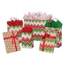 gift bags christmas christmas dots chevron gift bag wrap collection boxandwrap