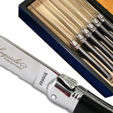 Laguiole Kitchen Knives Abs And Acrylic Glas Steak Knives Laguiole Table Knives Laguiole